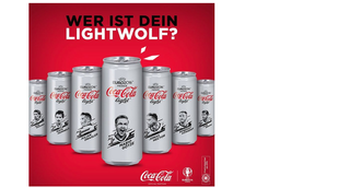 Cocal-Cola   Spielerdosen – Social Media   UEFA Fußball EM 2016